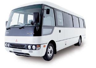 24 Seater Mini Bus